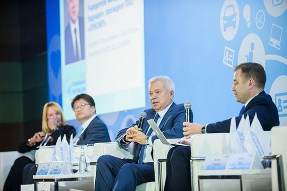 В Москве прошла II Международная конференция «Социальные инновации: определяем будущее»