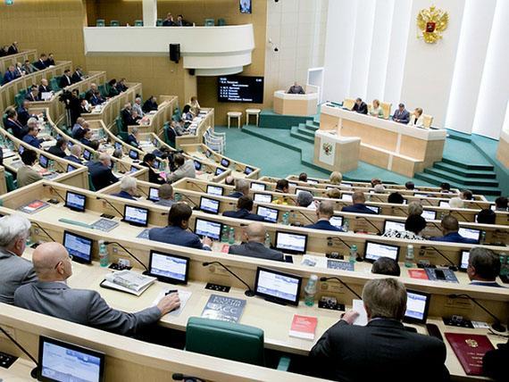 Совет Федерации одобрил закон об уполномоченном по правам потребителей финансовых услуг