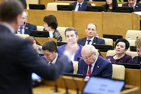 ГД приняла пакет законов об уполномоченном по правам потребителей финансовых услуг