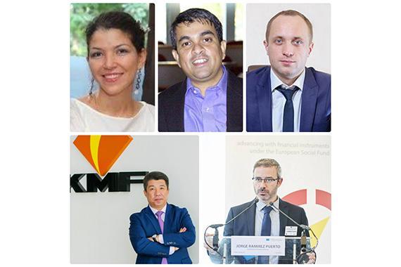 Глобальные тренды в микрофинансировании от иностранных спикеров на XVII Национальной конференции по микрофинансированию и финансовой доступности в Санкт-Петербурге!