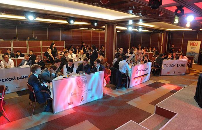 При информационной поддержке портала «Микрофинансирование в России» и журнала «Микрофинанс +» состоялся первый Банковский Кубок «Самый интеллектуальный банк»