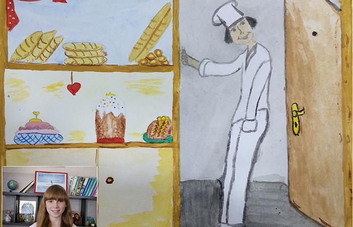 Второй ежегодный конкурс детских рисунков и сочинений «Дело моей мечты»