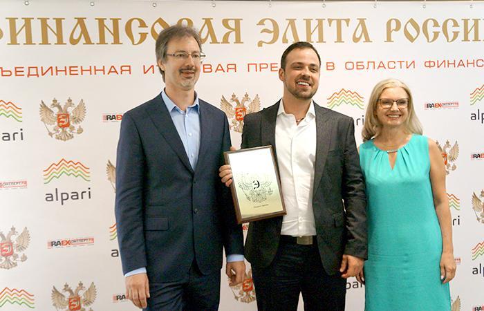 НАФИ – партнер Премии «Финансовая элита России»