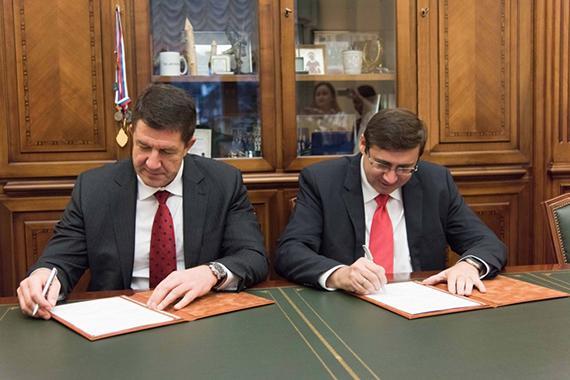 Банк России и ПАО «Ростелеком» будут сотрудничать в области повышения доступности финансовых услуг