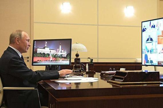 Владимир Путин сообщил о безвозмездной финансовой помощи со стороны государства для предприятий малого и среднего бизнеса наиболее пострадавших отраслей